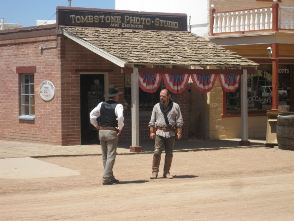 Tombstone Arizona