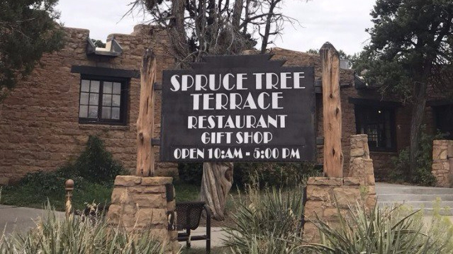 Spruce Tree Terrace Restaurant