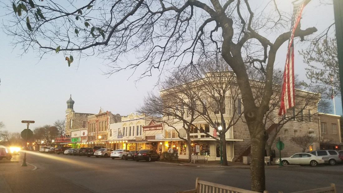 texas hill country getaways