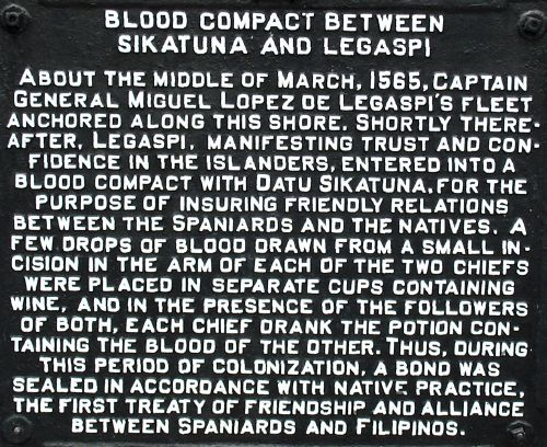 blood compact plaque