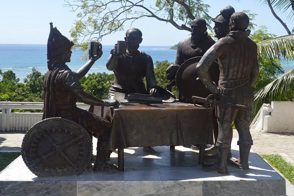 Blood Compact Shrine, Bohol, Philippines
