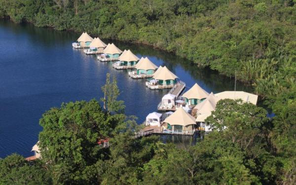 4 rivers floating lodge, cambodia