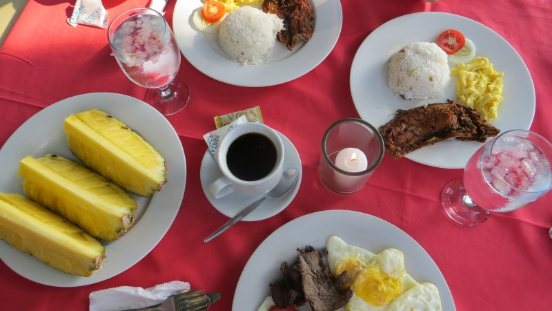 Food And Restaurant Review: Duka Bay Resort Mis. Or. Philippines
