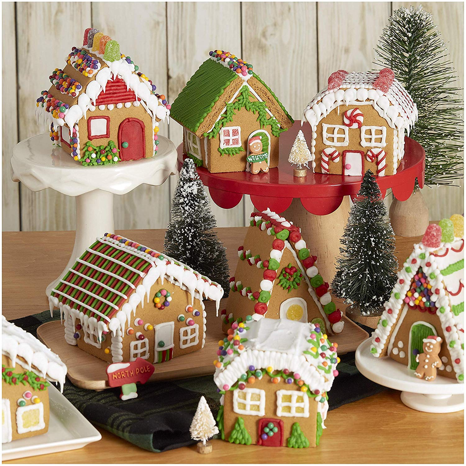 Amazon Finds: Best Gingerbread House Kit 2019