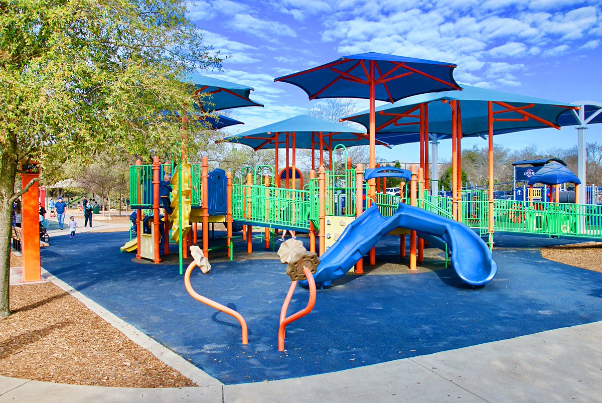 FREE FUN FOR KIDS: ALL ABILITIES PARK