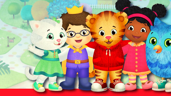 DANIEL TIGER'S NEIGHBORHOOD LIVE: NEIGHBOR DAY