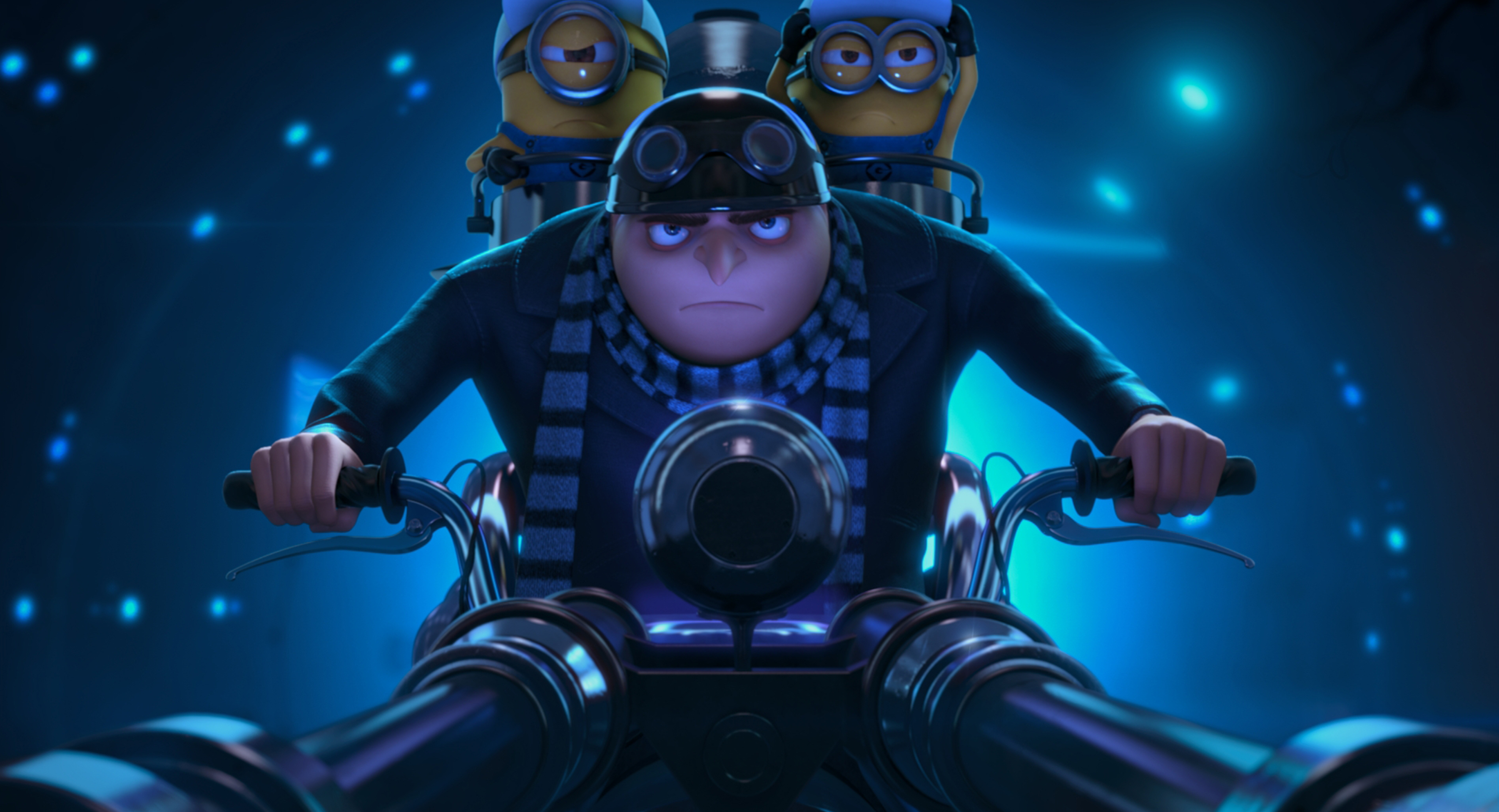 Despicable Me 2 Movie Images