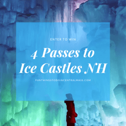 Ice Castles New Hampshire – Giveaway