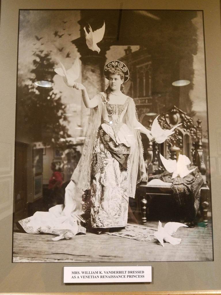 Mrs. Vanderbilt