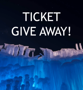 Giveaway – Ice Castle New Hampshire