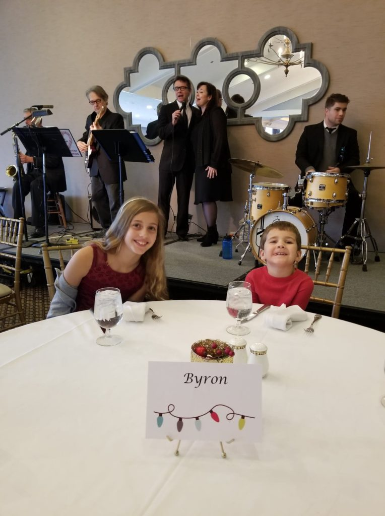 The International Golf Club and Resort - Brunch with Santa - Our Table