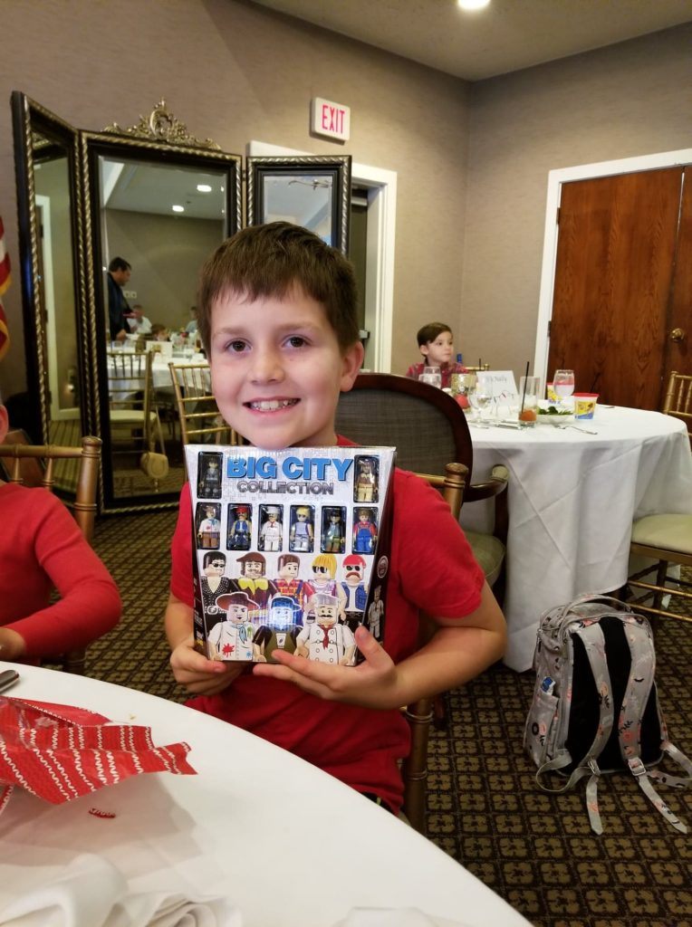 The International Golf Club and Resort - Brunch with Santa - Gifts from Santa