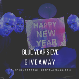 Blue Man Group Giveaway