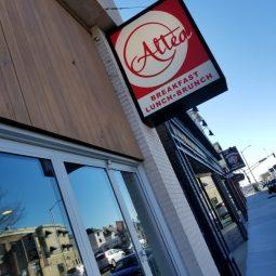 Altea's Eatery Sign