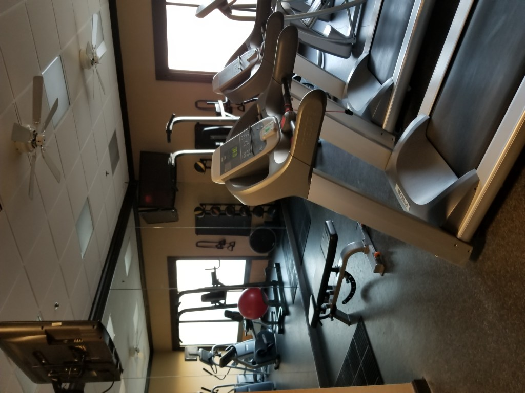 Gym - Holiday Inn Boston Bunker Hill
