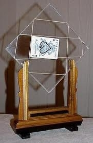 tv card frame