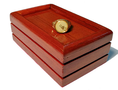 Rattle Ring Box Large