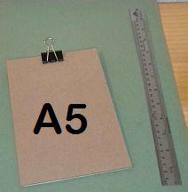Clip Board A5