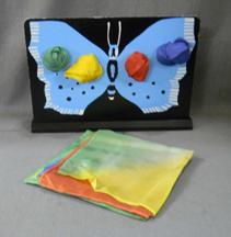 Silken Butterfly  003