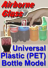 Airborne Glass - PET Bottle