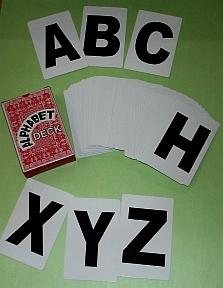 Alphabet Deck