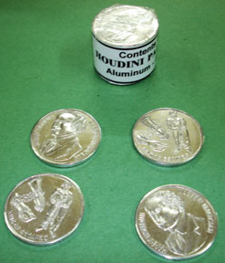 Houdini-Palming-Coins