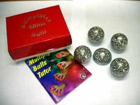 Mult-Glitter-Balls