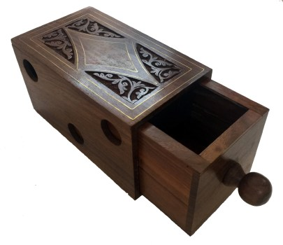 transformation box antique