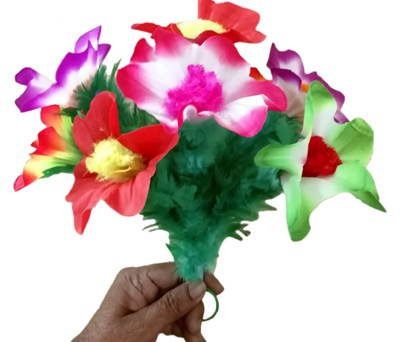 Cloth Sleeve Bouquet # 10
