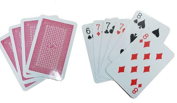 Jumbo Selected Card Across