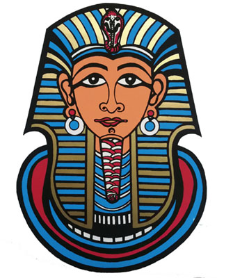 pharaoh decal