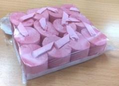 Bubble Gum Mouth Coils