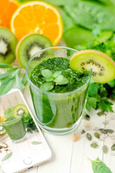 Recipe-of-Green-smoothie