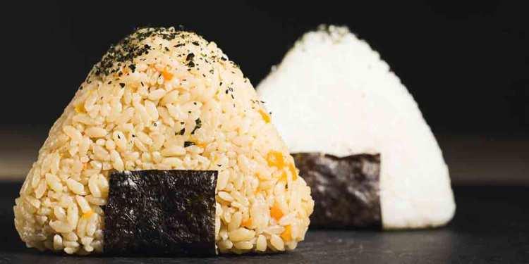 Onigiri- a ball of taste