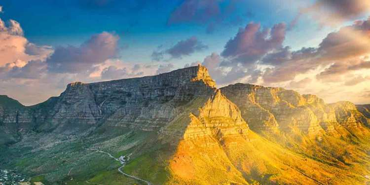 Table Mountain, Table Mountain (Nature Reserve), Cape Town, South Africa