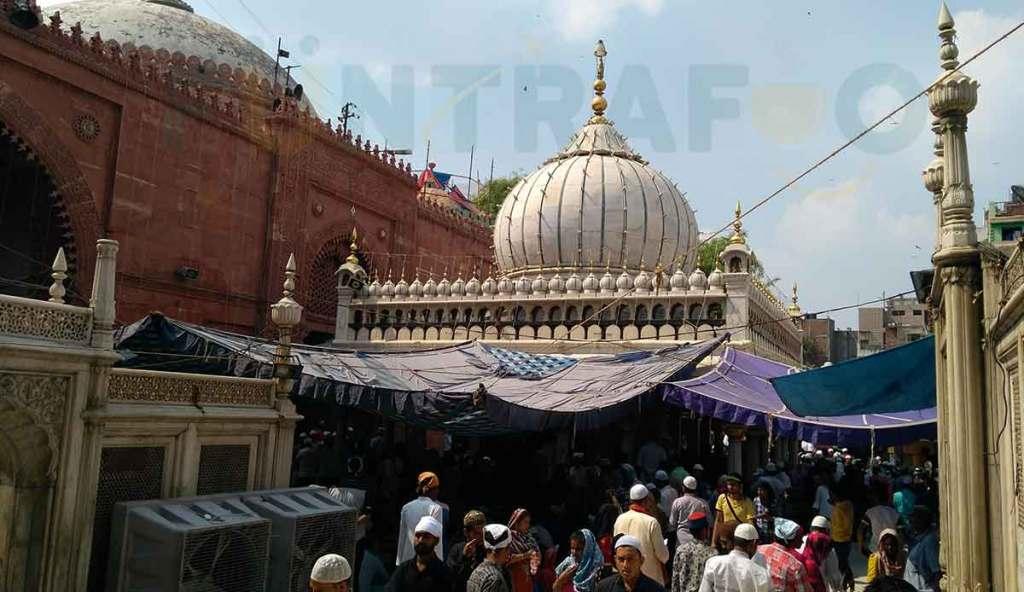Hazrat Nizamuddin Dargah, Delhi