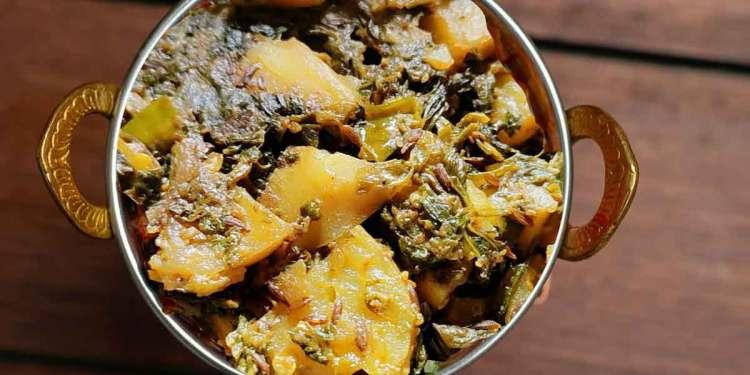 Aaloo Methi Simple And Tasty Recipe