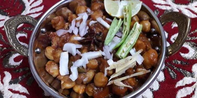 Favorite Chana Masala Recipe - Easy Home Made