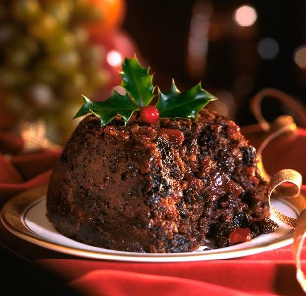 A to Z About Christmas Pudding