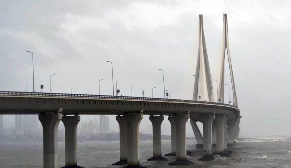 Bandra-Worli-Sea-Link, Mumbai