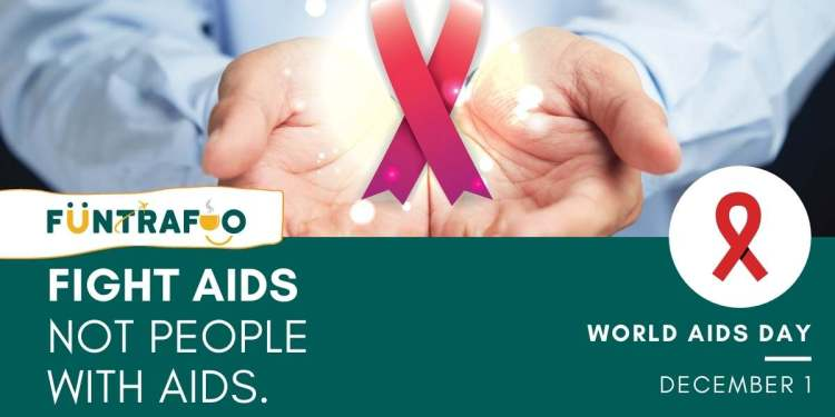 World AIDS Day- Let's Be Supportive