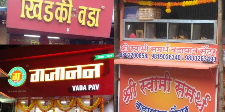 Top 10 Best Places To Have Vada Pav In Mumbai