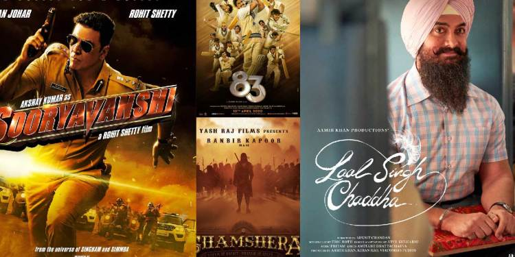 Most Awaited Bollywood Films That can get Release in 2021