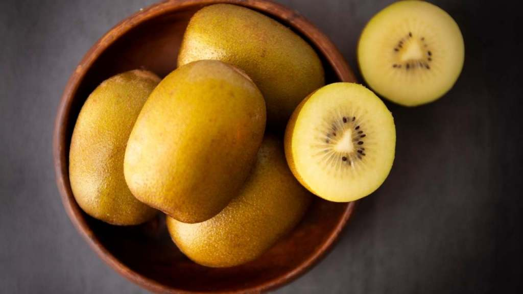 Golden Kiwi Fruit is better than Green Kiwi Fruit