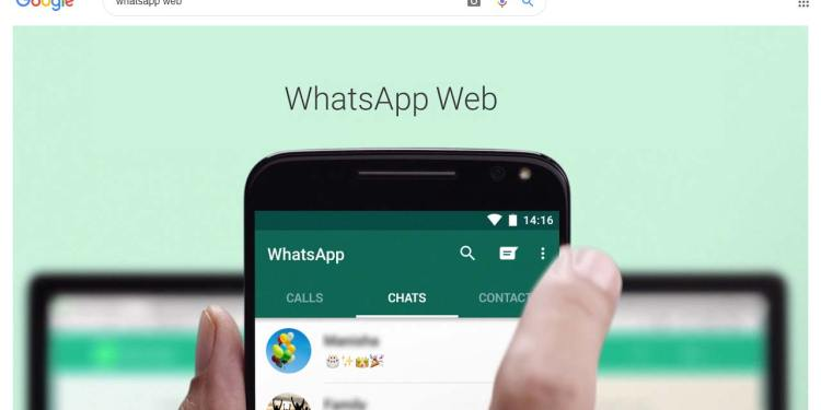 WhatsApp web users phone numbers are showing up on Google.