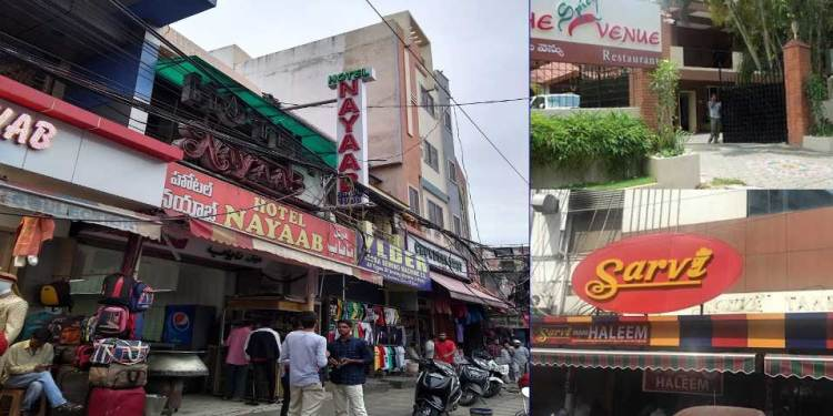 Hyderabadi Biryani - Best 10 Places To Eat Biryani In Hyderabad For Foodies