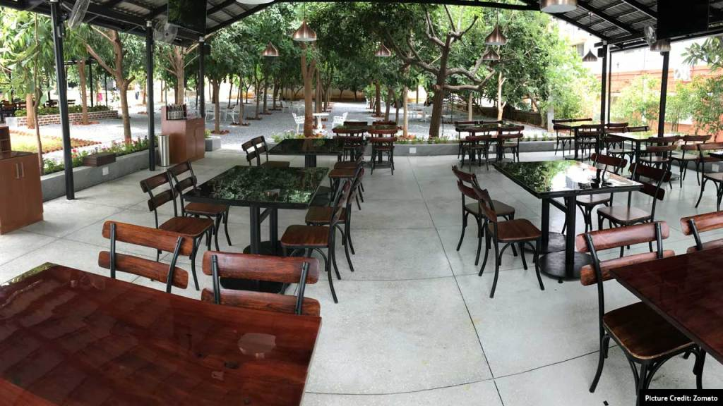 Ambrosia- Romantic Restaurant For Couples In Bangalore