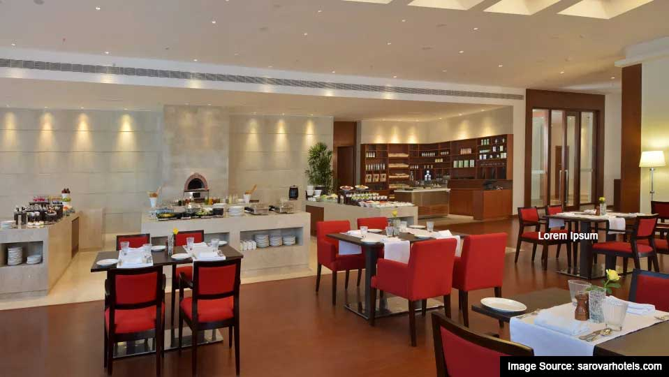 Best Romantic Restaurants In Chandigarh: Essence Restaurant at Park Plaza, Zirakpur