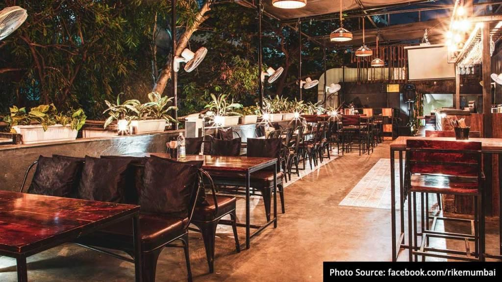 Valentine Couples Destination: Rikē - Terrace Bar & Grill