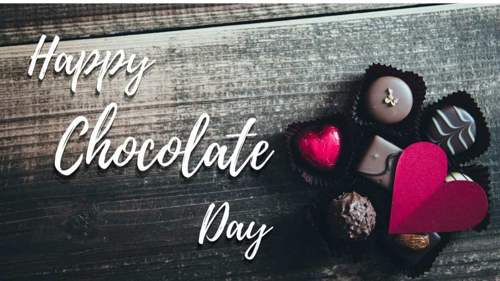 Happy Chocolate Day Quotes and messages 2021, 9th February